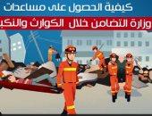 فيديو جراف.. كيفية الحصول على مساعدات وزارة التضامن خلال  الكوارث والنكبات