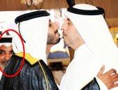 النعيمى فى حضن رعاة الإرهاب.. رئيس وزراء قطر يحتفل مع إرهابى مطلوب من الدوحة