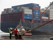 سفينة محملة بالسورجم الأمريكى تغير وجهتها من الصين إلى السعودية