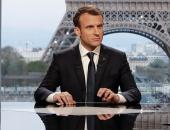 ماكرون: نعمل على طرد الأجانب المتطرفين المقيمين بفرنسا