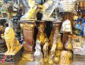 إعفاء البازارات السياحية من الضريبة العقارية سارى حتى نهاية ديسمبر