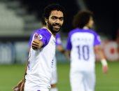 فيديو.. حسين الشحات يقود العين لنهائى كأس الإمارات بسداسية فى الأهلى