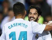 أخبار ريال مدريد اليوم حول أمنية كاسيميرو ببقاء إيسكو مع الملكى