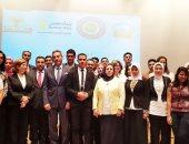 بنك مصر يكرم طلبة الجامعات لمشاركتهم فى المشروع القومى لمحو الأمية