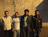 القبض على 5 أشخاص أثناء تنقيبهم عن الآثار داخل مخزن بالدرب الأحمر