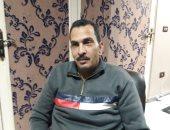"""فيديو وصور.. محمود """"ساقط قيد"""" 43 عاما.. عايش ميت محروم من التعليم والميراث وحقوقه"""