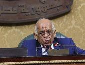 رئيس البرلمان: اتمنى للمفاوض المصرى التوفيق فى حل مشكلة المياه مع حوض النيل