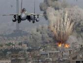 المرصد السورى: مقتل 6 عناصر فى غارات إسرائيلية على مواقع قرب دمشق