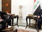 رئيس الوزراء العراقى يؤكد لمبعوث ترامب أهمية التركيز على إنهاء الإرهاب