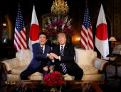 ترامب وآبى يجتمعان فى واشنطن الشهر المقبل لمناقشة قضية كوريا الشمالية