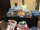 """القبض على أشهر """"حرامى"""" تخص فى سرقة محال الملابس الجاهزة فى الجمالية"""