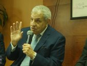 محلب يطير إلى باريس للمشاركة فى المؤتمر الدولى حول ليبيا