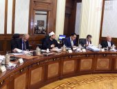 اجتماع الحكومة الأسبوعى يناقش أهم الملفات الأمنية والاقتصادية
