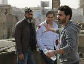 """ياسر جلال يستكمل تصوير مشاهد """"رحيم"""" فى الميناء الجافة بأكتوبر"""