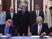رئيس الوزراء يشهد توقيع 7 عقود تعاون مع شركاء حول العالم فى قطاع التعليم