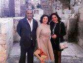 إلهام شاهين تنشر صور من مدينة حلب: يارب احمى سوريا.. عاشقة لهذه البلد