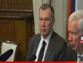 مندوب روسيا بمنظمة حظر الأسلحة الكيماوية: مهتمون بالتعاون فى كل المجالات