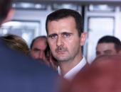 """بشار  الأسد: العقوبات الأمريكية تضاف إلى جهود سابقة """"لخنق"""" الشعب السورى"""