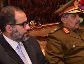 المرشح الرئاسى الليبى عارف النايض يدين محاولة اغتيال رئيس الأركان