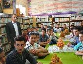 صور.. جامعة المنصورة تدرب 100 طالب لتنفيذ مبادرة شباب مصر