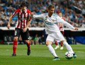 فيديو.. رونالدو يخطف تعادلا قاتلا لريال مدريد أمام بلباو فى الدوري الإسباني