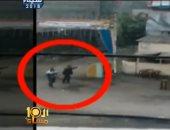 فيديو.. بلطجية يقتلون شابين بالأسلحة الآلية فى مدينة المطرية بالدقهلية
