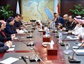 هيئة الاستثمار تستقبل وفدا من وزارة الكهرباء السعودية لبحث سبل التعاون