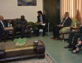 هيئة استاد القاهرة تستضيف اجتماعات الاتحاد الأفريقى لكرة اليد
