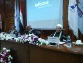 مفتى الجمهورية من كفر الشيخ: مصر تقف على قدميها بفضل القيادة الواعية (صور)
