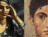 تعرف على ثمن لوحة محمود سعيد وبورتريه الفيوم بعد بيعهما فى المزادات العالمية