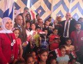رئيس جامعة طنطا يحضر حفلا جماعيا للأيتام بمجمع الكليات بسبرباى