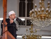وزير الأوقاف يصل مدينة العريش ويلقى خطبة الجمعة فى مسجد المدينة الشبابية