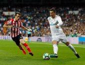 أخبار ريال مدريد اليوم عن فقدان 17 نقطة فى البرنابيو بالدورى الإسبانى