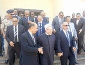 المفتى ومحافظ كفر الشيخ يفتتحان مسجد الجامعة ويضعان حجر أساس معهد الأورام