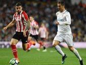 اهداف مباراة ريال مدريد وأتلتيك بلباو 1 – 1 فى الدوري الإسباني