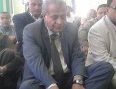 وزير التموين ووكيل الأوقاف ونائب رئيس جامعة الزقازيق يفتتحون مسجدا بالشرقية