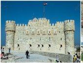 """عمار يا إسكندرية.. """"اليوم السابع"""" فى جولة داخل قلعة قايتباى الأثرية"""