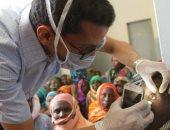 صور.. قافلة الأزهر الطبية إلى تشاد تجرى 242 عملية جراحية وتفحص 10 آلاف مريض