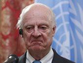 دى ميستورا: نخشى أن يتفاقم الوضع فى جنوب غرب سوريا