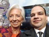 مدير عام صندوق النقد تطلع على استعدادات أندونيسيا لاستضافة الاجتماعات السنوية