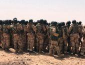 صور.. الجيش الأمريكى يختتم مناورات بشأن مكافحة المتطرفين فى أفريقيا