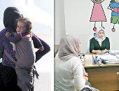 """أطفال الهجرة والخوف.. """"اليوم السابع"""" فى جولة إنسانية تحقق فى أحوال 33 ألف طفل لاجئ فى محافظات مصر.. هيئة إنقاذ الطفولة تنظم دورات لدمجهم بالمجتمع.. 4 أشقاء سوريين يخرجون من عزلتهم ويواجهون المجتمع المصرى"""