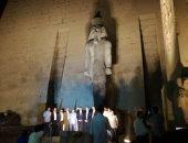 """تعرف على """"معبد الرمسيوم"""" لتسجيل معارك الملك رمسيس الثانى بالأقصر × 9 معلومات"""