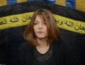 سميرة سعيد وأحمد حلمى ومنى زكى فى عزاء والد شيرين عبد الوهاب