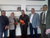 بروتوكول تعاون بين مصر للسياحة والاتحاد العربى للتسويق والاستثمار الرياضى