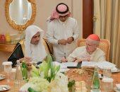 اتفاقية تعاون تاريخية بين رابطة العالم الإسلامى والمجلس البابوى بالفاتيكان