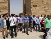 وزارة الآثار تعلن عن كشف أثرى جديد بجبانة سقارة السبت المقبل