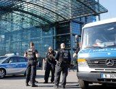 الشرطة الألمانية تحرر رهينة فى محطة قطارات بكولونيا