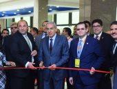 طارق قابيل خلال افتتاح معرض التصنيع الغذائى: صادراتنا لإفريقيا زادت 15%