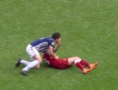 أحمد حجازى يتجنب عقوبة الإيقاف بعد ضرب لاعب ليفربول